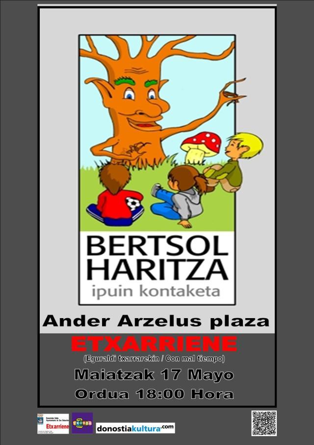 Bertsol Haritza