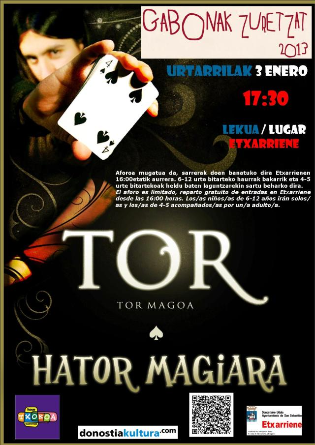 Tor magoa
