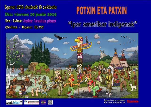 Potxin eta Patxin