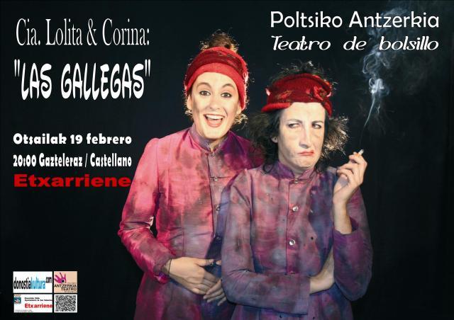 Cia Lolita y Corina