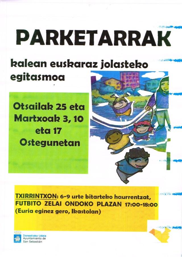 PARKETARRAK 25