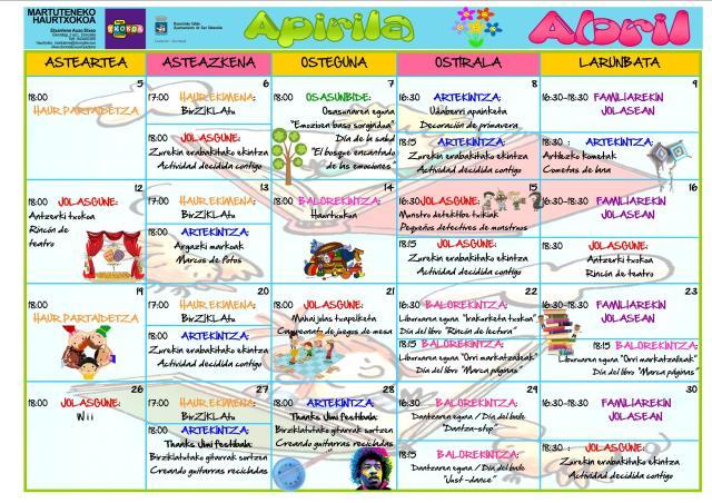 A3 Apirila