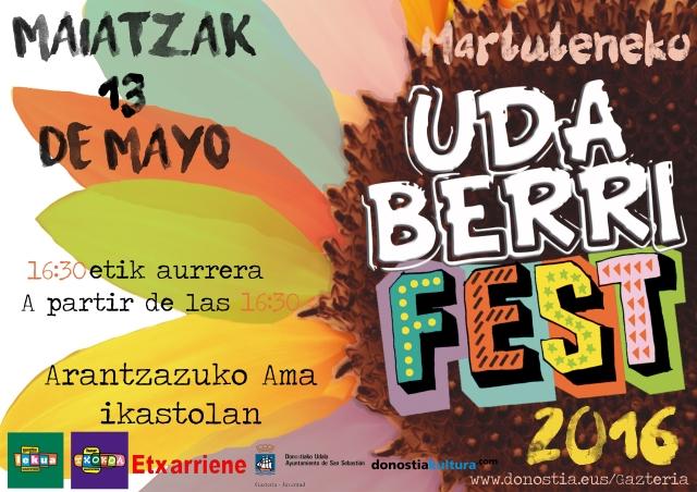 Udaberrifest 2016