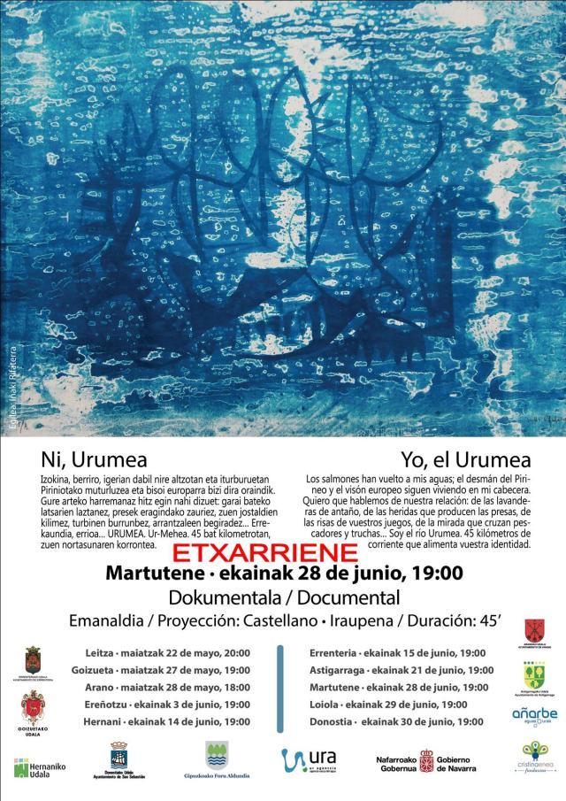 Urumea-Etxarriene